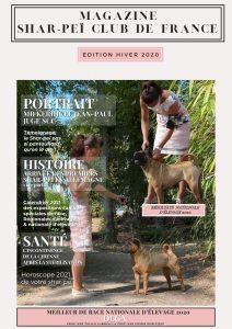 Magazine SPCF hiver 2020