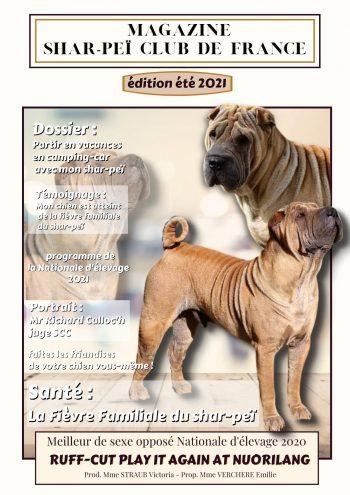 SPCF magazine été 2021